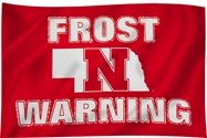 Frost Warning Flag