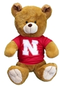 Go Big Red Jersey Bear