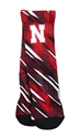 Husker Tech Slash Rockem Socks