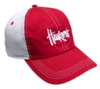Huskers Flight Mesh Back