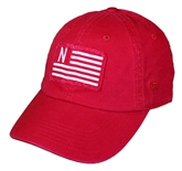 Huskers Patch Flag Slouch Lid