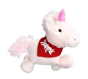Huskers Plush Unicorn