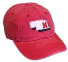 Huskers Stateline Patch Hat