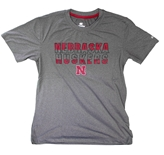 Huskers Youth Slide Through Tee