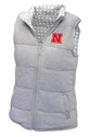 Ladies Reversible Plaid Nebraska Vest