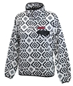Ladies Tribal Nebraska Huskers Fleece