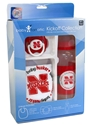 Lil Huskers 3 Piece Baby Gift Set