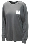Lincoln Home Of The Huskers Womens LS Tee