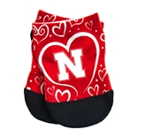 N Valentine Low Rockem Youth Socks