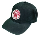 Nebraska 1869 Patch Twill - Black