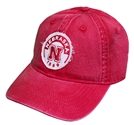 Nebraska 1869 Patch Twill - Red
