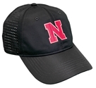 Nebraska Aegis Tech N Cap - Black
