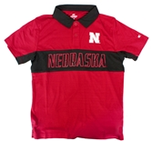 Nebraska Block Youth Polo