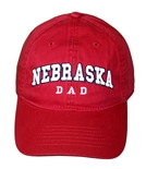 Nebraska Dad Legacy Hat