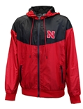 Nebraska Full Zip Wind Jacket