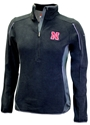 Nebraska Gals Crosslight Columbia Half Zip