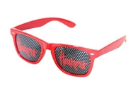 Nebraska Game Day Proud Sunglasses - Red