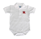 Nebraska Golf Shirt Romper