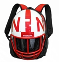 Nebraska Helmet Backpack