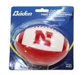 Nebraska N Softee Football