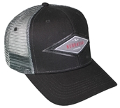 Nebraska Oak Ridge Rhombus Hat