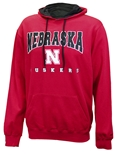 Nebraska Playbook Hoodie - Red