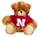 Nebraska Teddy Bear