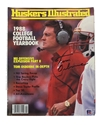 Osborne Signed Huskers Illustrated 1988 Season Preview