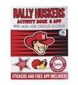 Rally Huskers Activity Book