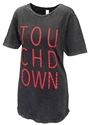 Womens Touchdown Vintage Tee