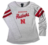 Youth Huskers Gals Field Armor Dolman