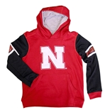 Youth Man N Motion Huskers Hoodie