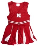 Youth Huskers Cheer Dress
