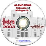 2003 Dvd Alamo Bowl Vs Msu