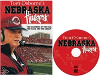Tom Osborne A&E Dvd