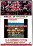 1970 IOWA STATE GAME ON DVD