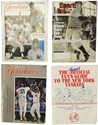 Yankees Magazines and Souvenir Programs