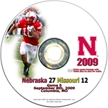 2009 Missouri Dvd