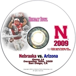 2009 Holiday Bowl Dvd
