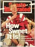1994 Championship Osborne Signed SI Weekly