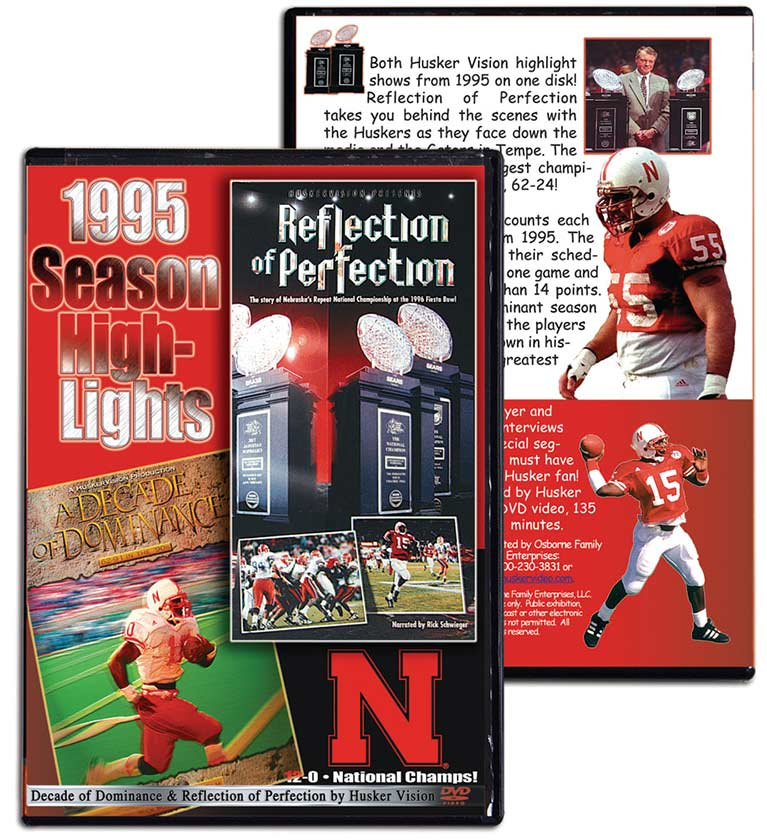 1995 Highlights DVD