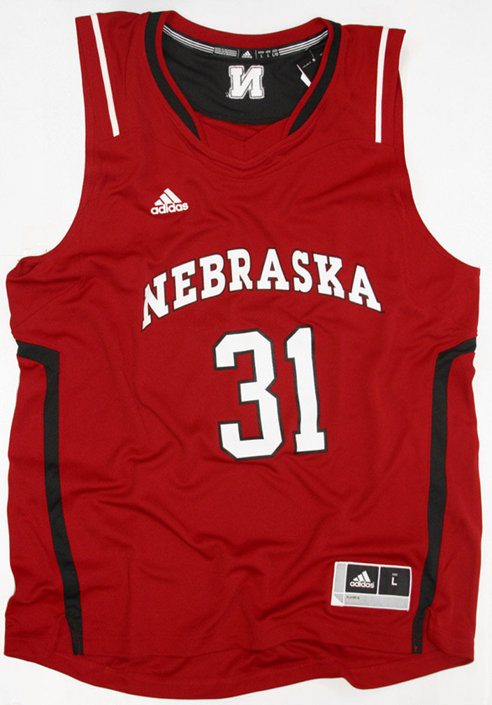 ADIDAS Red BB Jersey #31