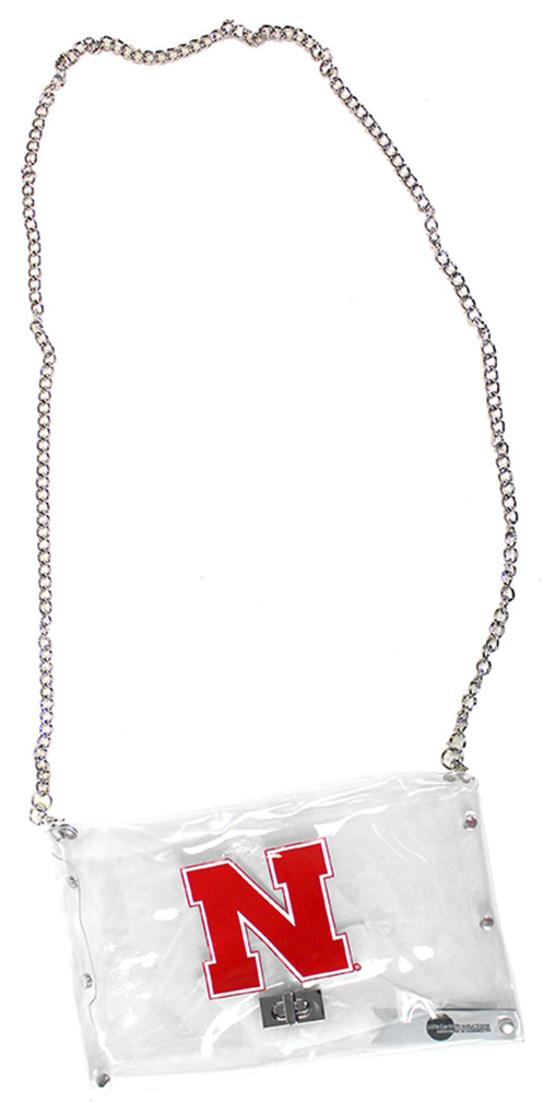Clear Husker Envelope Purse