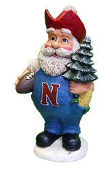 2019 Bert Anderson Husker Santa Figurine Nebraska Cornhuskers, Nebraska  Holiday Items, Huskers  Holiday Items, Nebraska Collectibles, Huskers Collectibles, Nebraska 2018 Bert Anderson Husker Santa Figurine, Huskers 2018 Bert Anderson Husker Santa Figurine