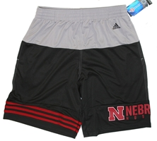 Adidas Black Color Block Campus Short Nebraska Cornhuskers, Nebraska  Mens Shorts & Pants, Huskers  Mens Shorts & Pants, Nebraska Shorts & Pants, Huskers Shorts & Pants, Nebraska Adidas Red Color Block Campus Short, Huskers Adidas Red Color Block Campus Short