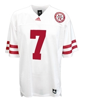 Adidas Frost #7 Custom Styled Away Game Jersey Nebraska Cornhuskers, Nebraska  Mens Jerseys, Huskers  Mens Jerseys, Nebraska  Mens Jerseys, Huskers  Mens Jerseys, Nebraska  Customized Jerseys  , Huskers  Customized Jerseys  , Nebraska Adidas Blank Replica Football Jersey, Huskers Adidas Blank Replica Football Jersey