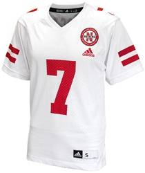 Adidas Frost Nebraska 2018 Styled Road Game Jersey Nebraska Cornhuskers, Nebraska  Mens Jerseys, Huskers  Mens Jerseys, Nebraska  Mens Jerseys, Huskers  Mens Jerseys, Nebraska  Customized Jerseys  , Huskers  Customized Jerseys  , Nebraska Adidas Frost Replica Football Jersey, Huskers Adidas Frost Replica Football Jersey