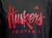 Adidas Huskers Football LS Team Issue Climalite - AT-B3836
