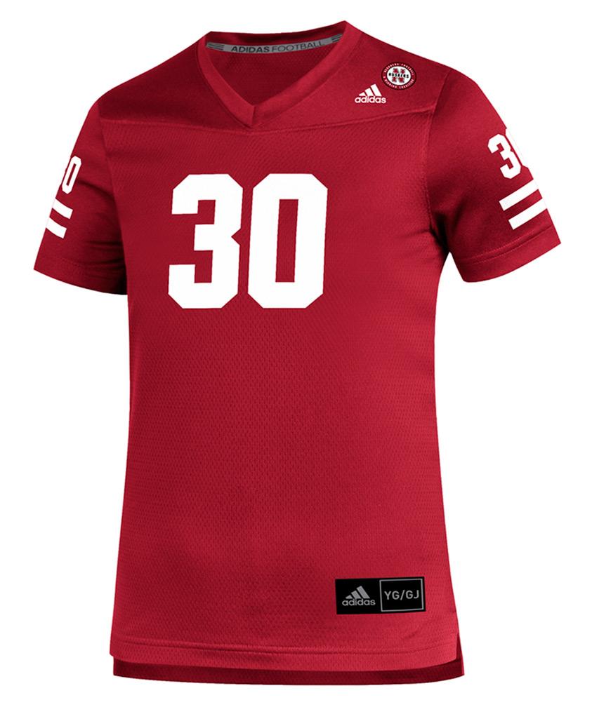 adidas nebraska jersey