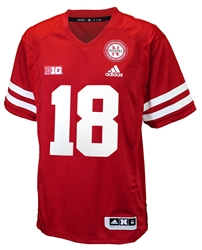 Adidas Premier No. 18 Cornhuskers Football Jersey Nebraska Cornhuskers, Nebraska  Mens Jerseys, Huskers  Mens Jerseys, Nebraska  Mens Jerseys, Huskers  Mens Jerseys, Nebraska Adidas Premier No. 18 Cornhuskers Football Jersey , Huskers Adidas Premier No. 18 Cornhuskers Football Jersey